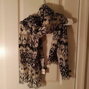 JCREW wool long scarf